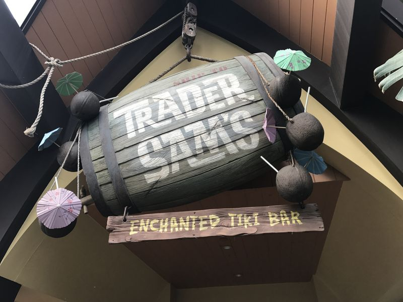 Trader Sam's Enchanted Tiki Bar Review