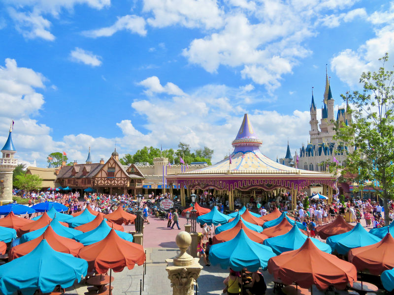 Walt Disney World Resort Update for September 26 - October 2, 2017