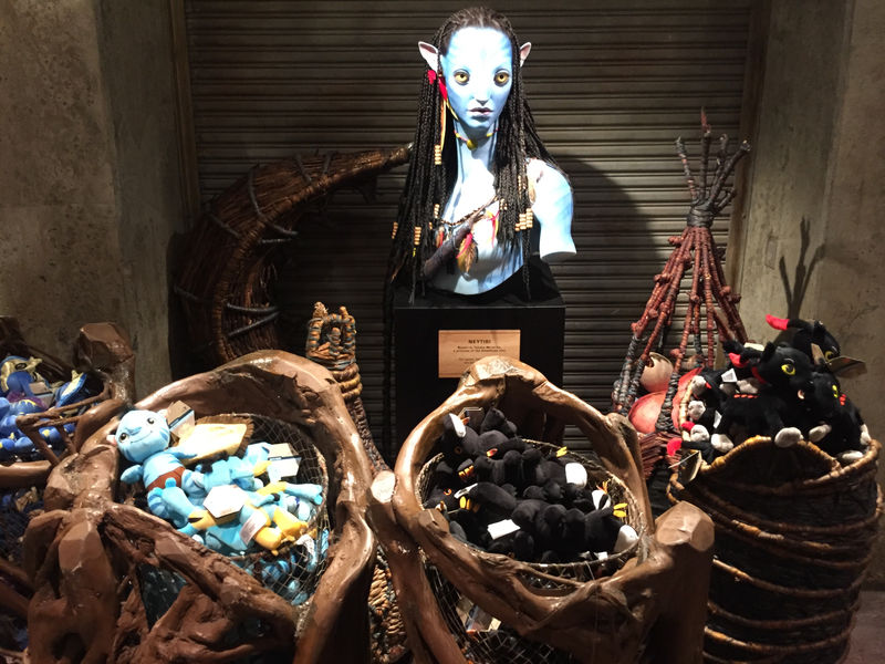 Otherwordly Goods from Pandora - The World of Avatar