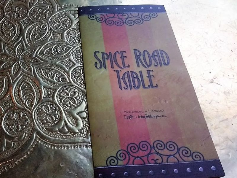 Spice Road Table, Delicious Food in an Inviting Space at Epcot