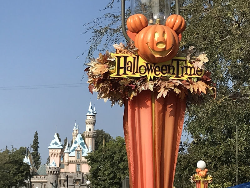 Disneyland Resort Update for October 31 - November 5, 2017
