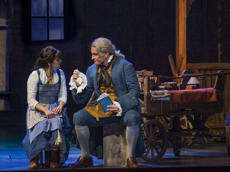 Beauty and the Beast - A New Stage Production Aboard the Disney Dream