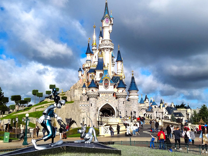Disneyland Paris - A Photo Tour