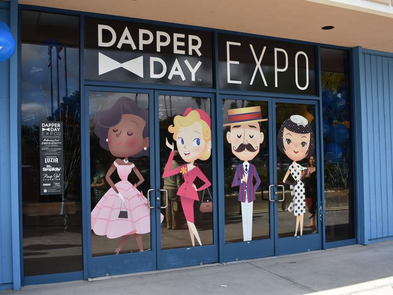 A Dapper Disney Day