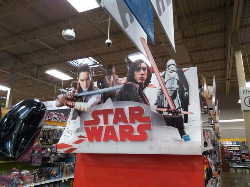 Star Wars Toy Aisles: An old Fan checks out the New Toys
