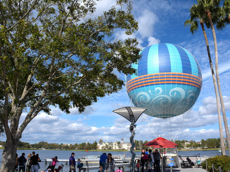 Another Year at Disney Springs: A Photo Tour