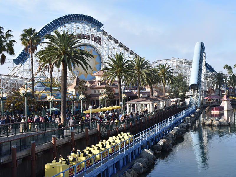 Disneyland Resort Update for January 8-14, 2018