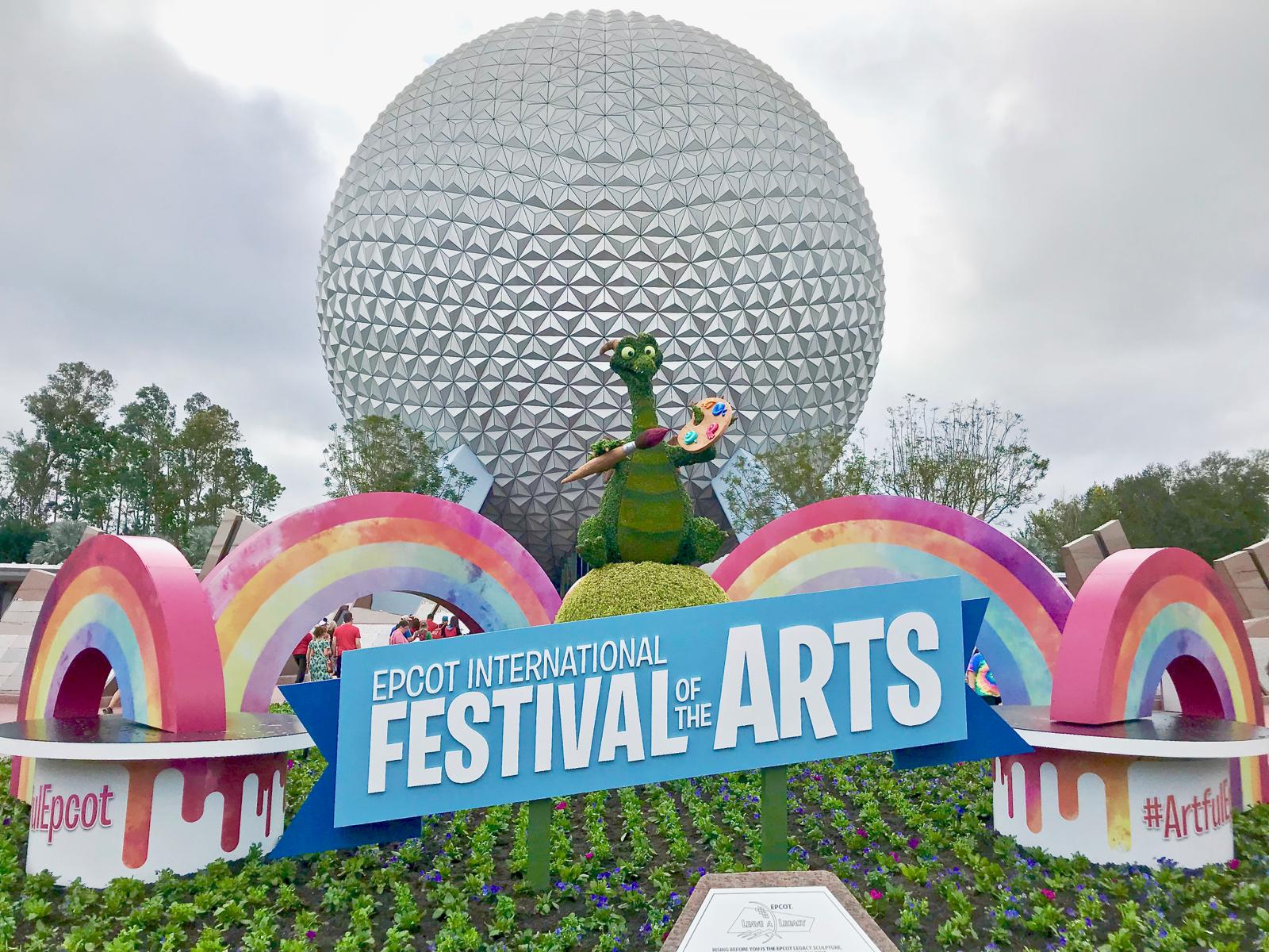 Epcot Festival Of The Arts 2020.Mouseplanet Walt Disney World Resort Update For September