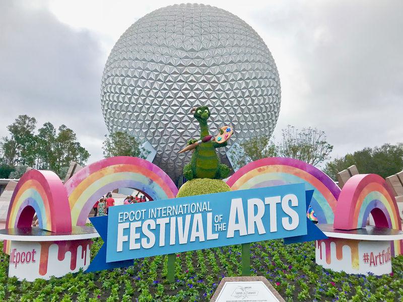 Walt Disney World Resort Update for January 17-22, 2018