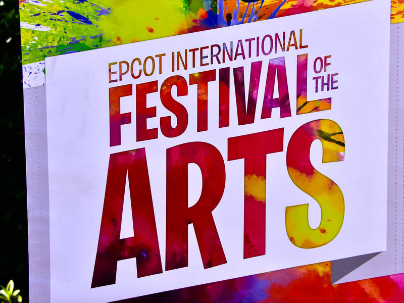 The International Festival of the Arts at Epcot - Photo Tour