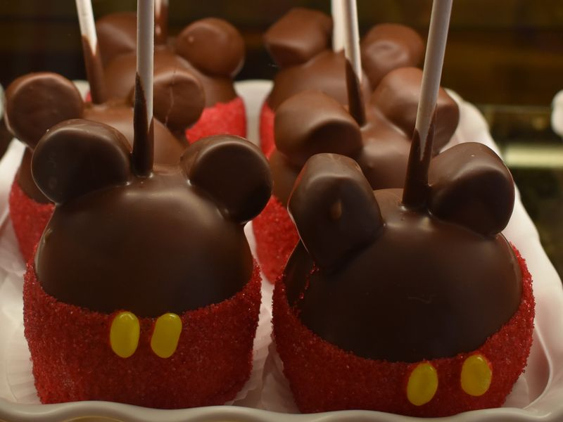 The Sweet Decadence of Disney