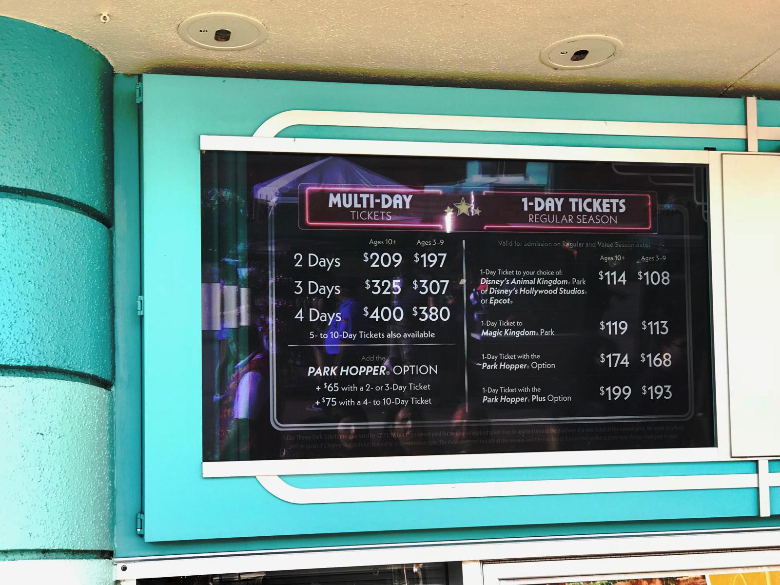 Disney ticket- turquise- Iphone 4