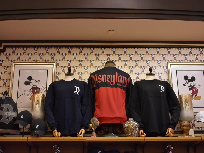 Disneyland Resort Merchandise Trends