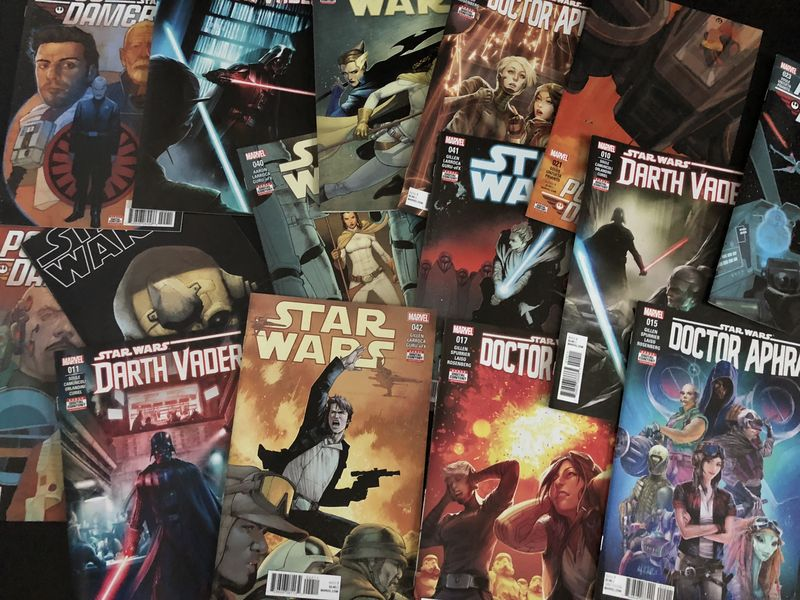 A Star Wars Comics Discussion