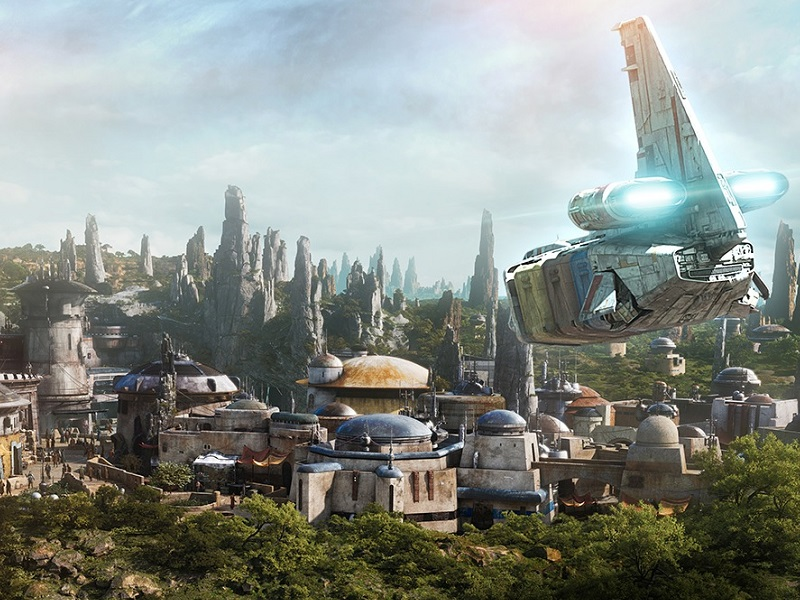 It All Began with a Book: Galaxy's Edge Planet a Setting in New Star Wars Book