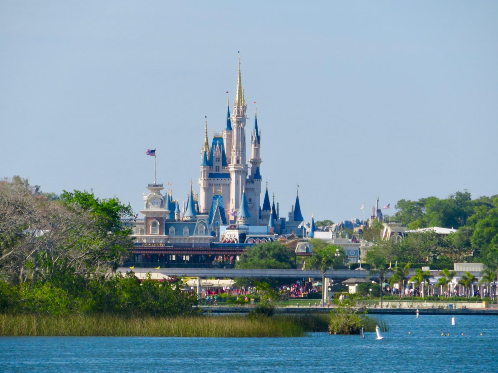 Disney Parks Monorail My Other Ride Car Auto Magnet Magic Kingdom Walt World