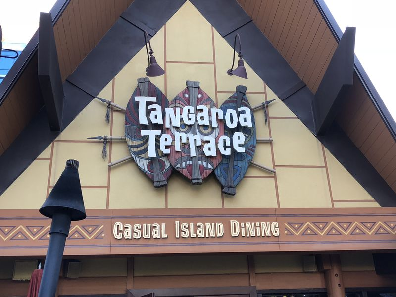 Aloha Tangaroa Terrace