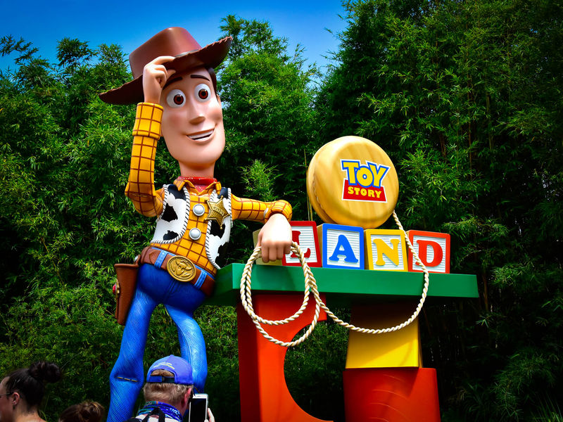 Toy Story Land: A Photo Tour