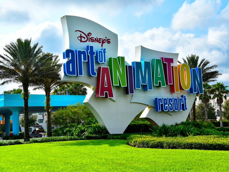 Disney's Art of Animation Resort: A Photo Tour