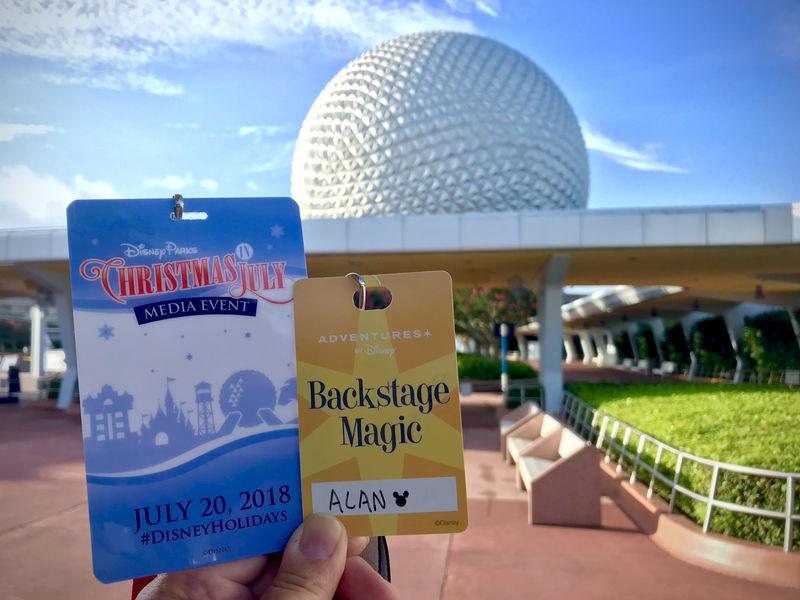 Walt Disney World Resort Update for July 24-30, 2018