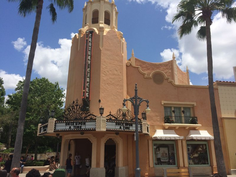 My Disney Top 5 - Things to See on Sunset Boulevard in Disney's Hollywood Studios