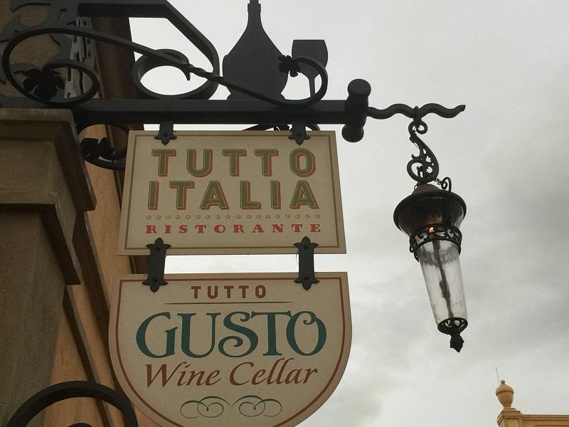Tutto Italia - Upscale Italian Dining