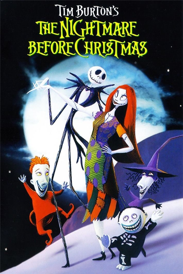 Tim Burton Christmas Carol.Mouseplanet The Making Of Tim Burton S The Nightmare