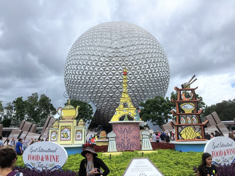 Epcot's International Food and Wine Festival 2018