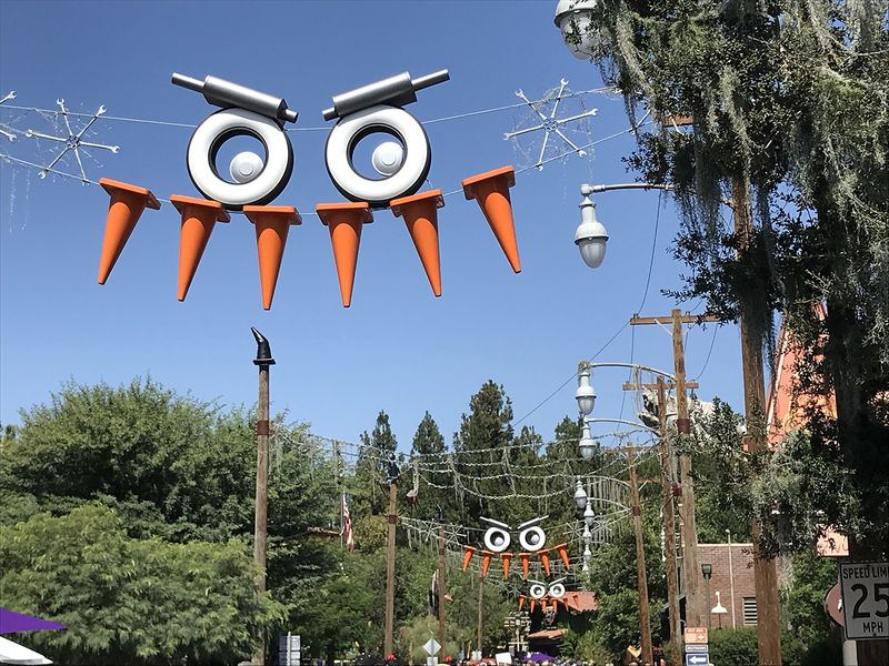 Disneyland Resort Update for September 25 -  30, 2018