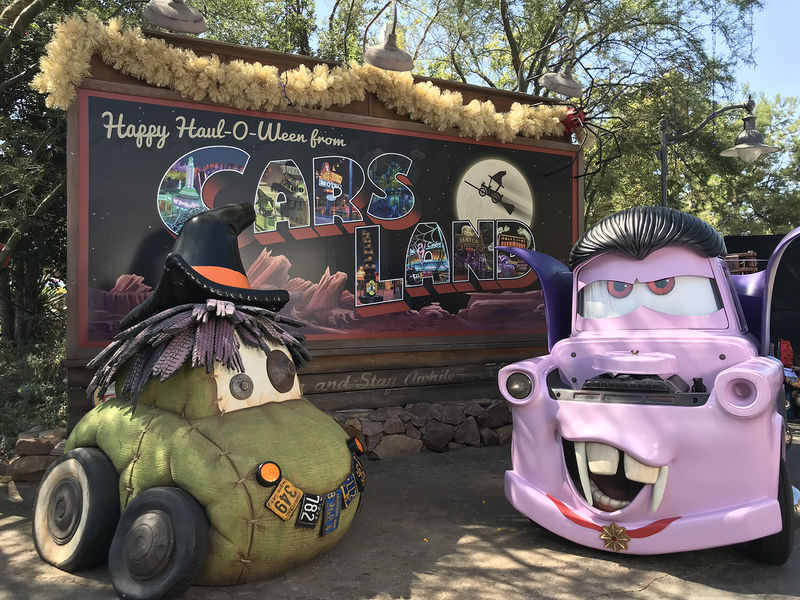 Disneyland Resort Update for October 1 - 7, 2018
