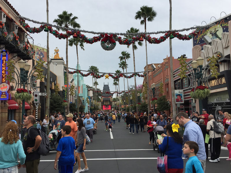 Hollywood Boulevard: Walt Disney World's Fifth Avenue