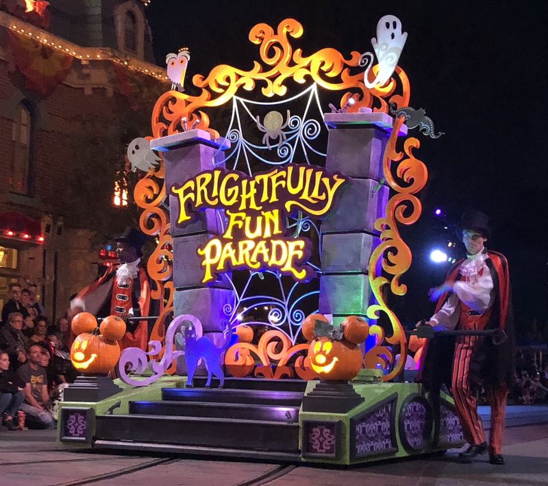 The Frightfully Fun Parade - Don't Miss It in 2019