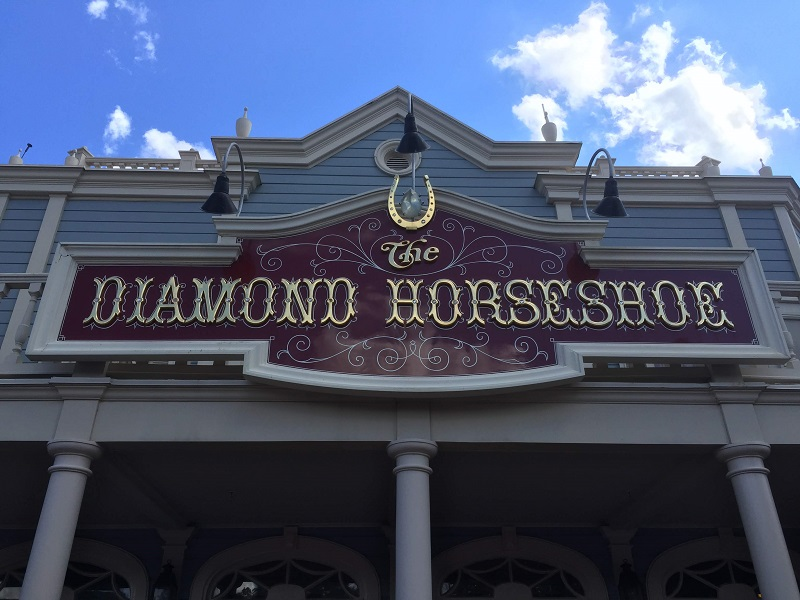 Diamond Horseshoe and Gaston's Tavern