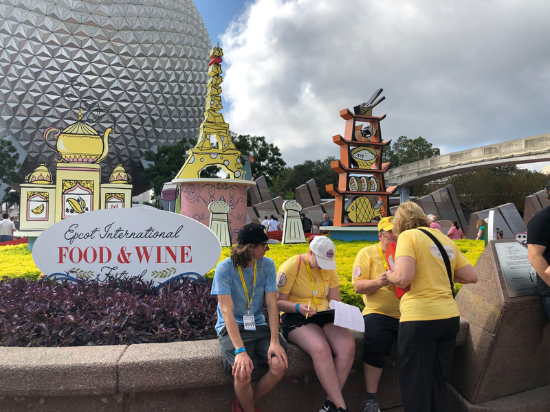 MouseAdventure Remix Revisits Epcot
