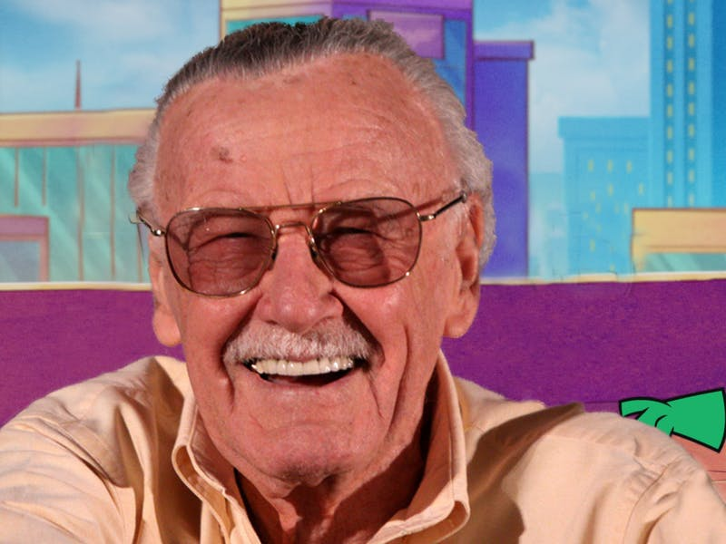 Remembering Stan Lee and His Disney Connections