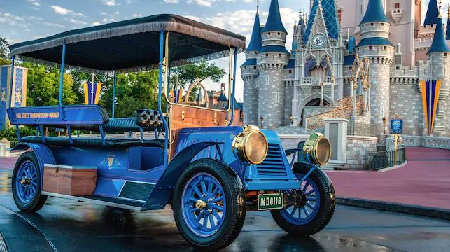 Mouseplanet - My Disney Top 5 - Cool Cars at Walt Disney World by Chris  Barry