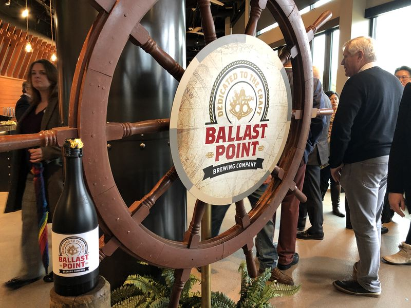 Ballast Point Brewing Company Opens in Downtown Disney