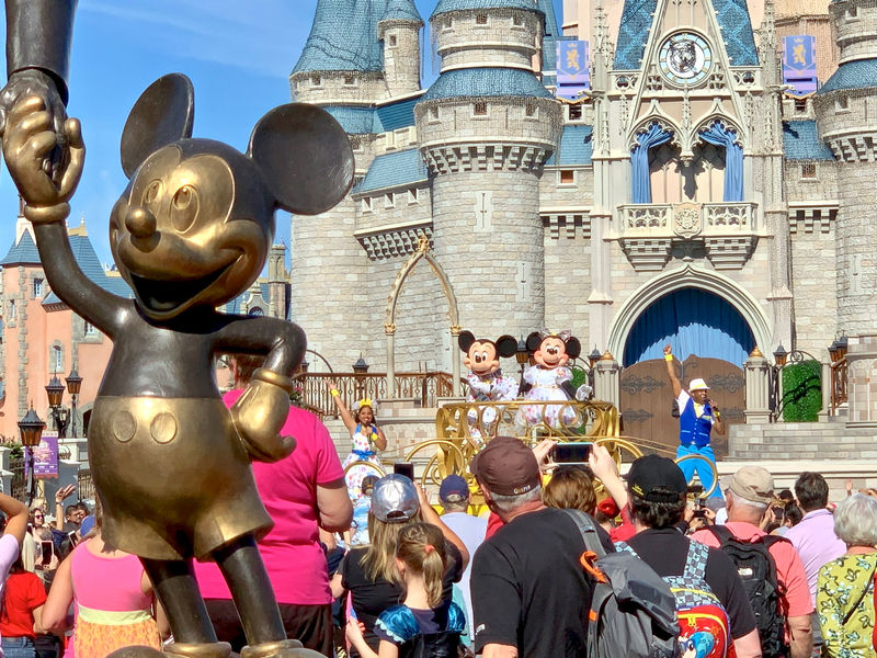 Walt Disney World Resort Update for January 22-28, 2019
