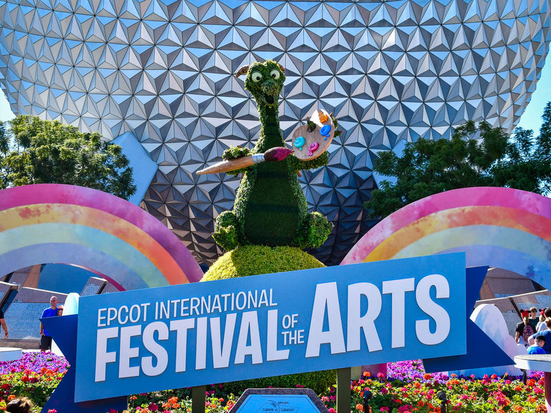 2019 Epcot International Festival of the Arts: A Photo Tour