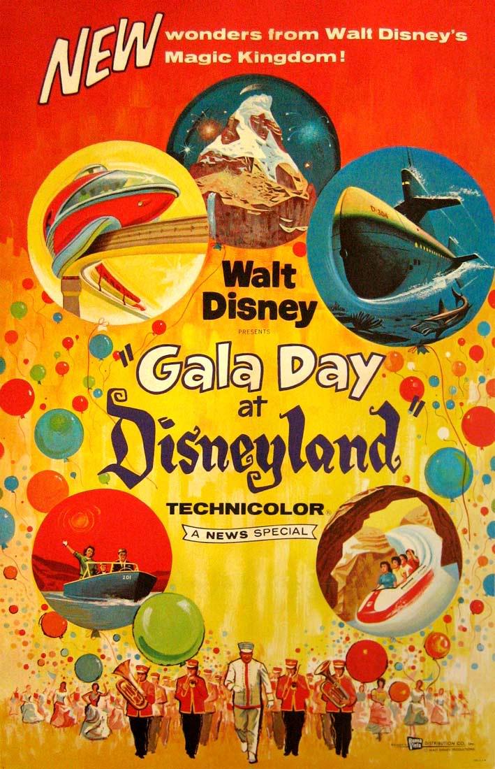 Remembering Disneyland 1959