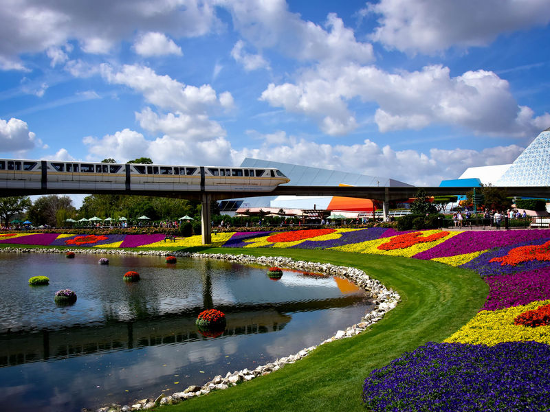 2019 Epcot International Flower and Garden Festival: A Photo Tour