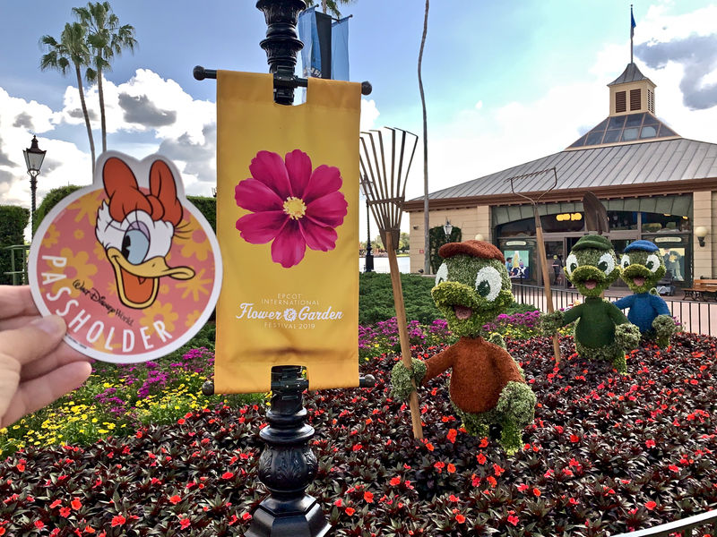 Walt Disney World Resort Update for April 16-22, 2019