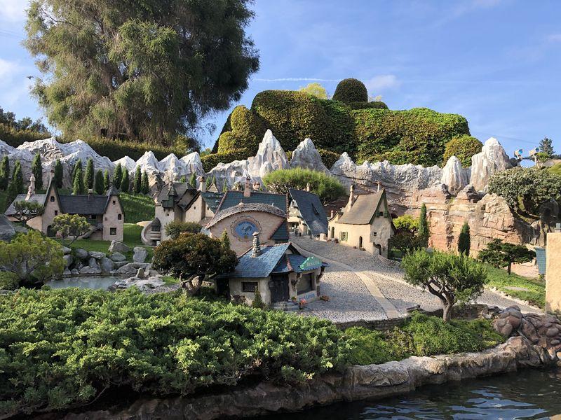 Disneyland Resort Update for July 6-11, 2021