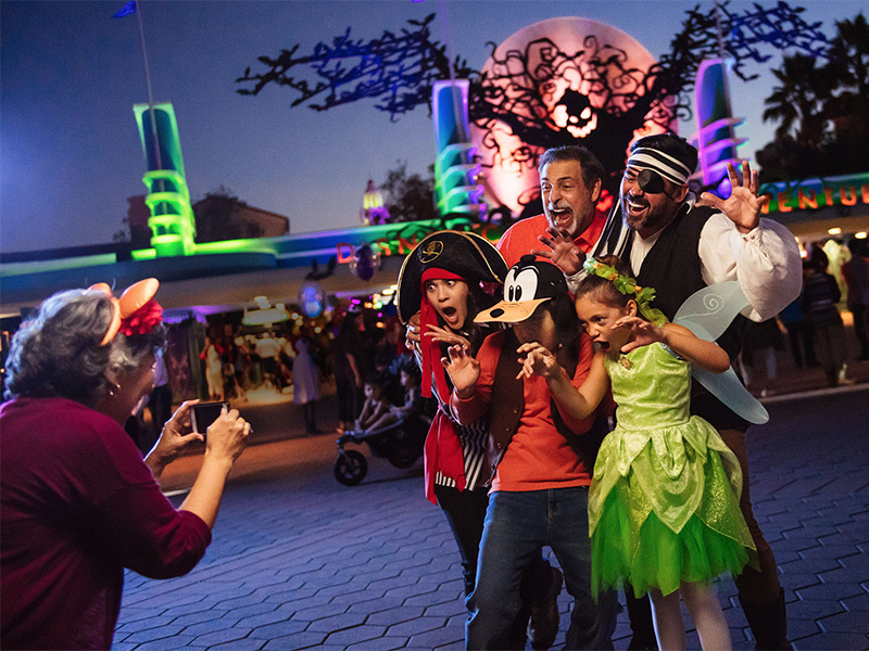 Oogie Boogie Bash debuts at Disney California Adventure for Halloween 2019