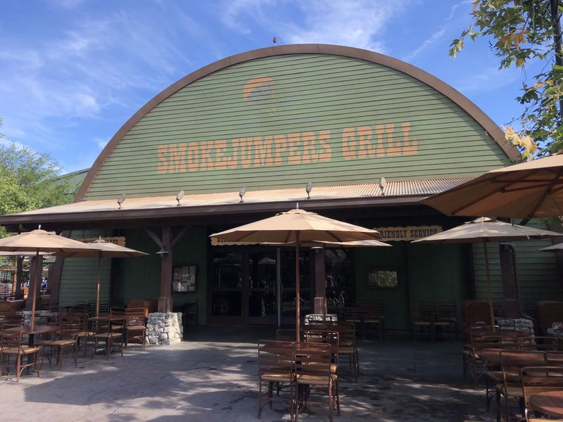 Jumping Into Smokejumpers Grill
