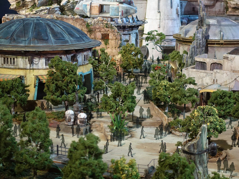 Details of the virtual queue for Star Wars: Galaxy's Edge