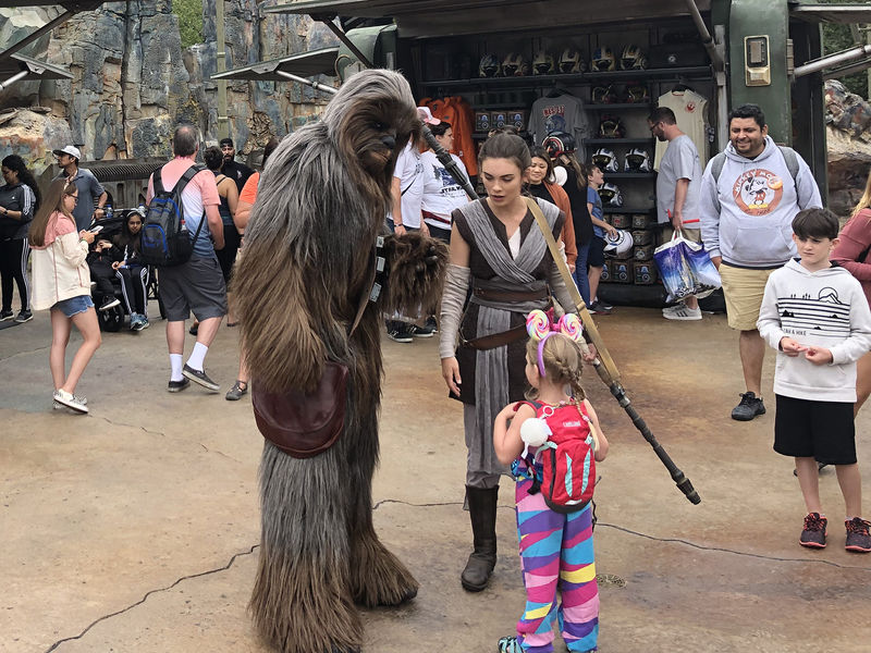 Lessons from the second opening day for Star Wars: Galaxy's Edge