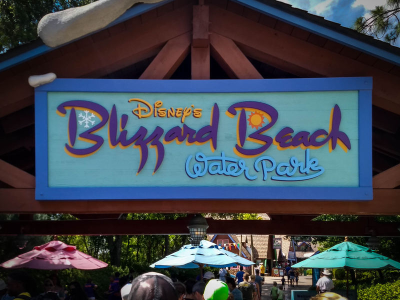 Disney's Blizzard Beach Water Park: A Photo Tour