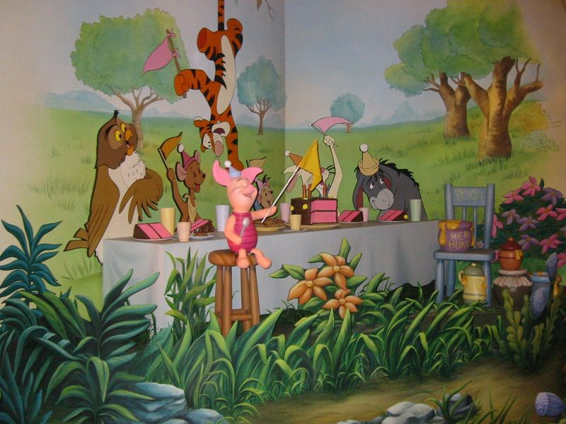 My Disney Top 5 - Things to Love about Magic Kingdom's The Many Adventures of Winnie the Pooh