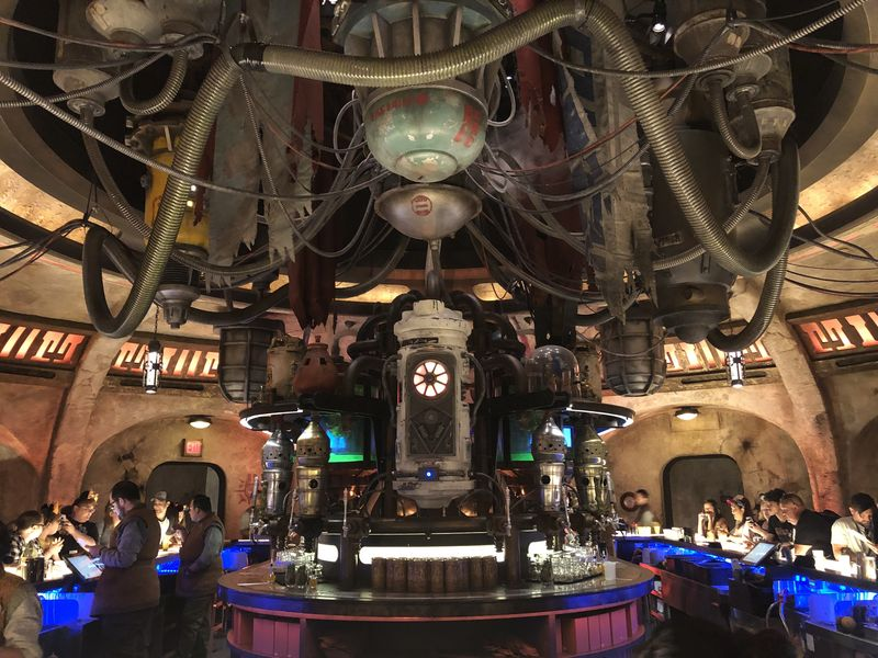 Oga's Cantina: A Review